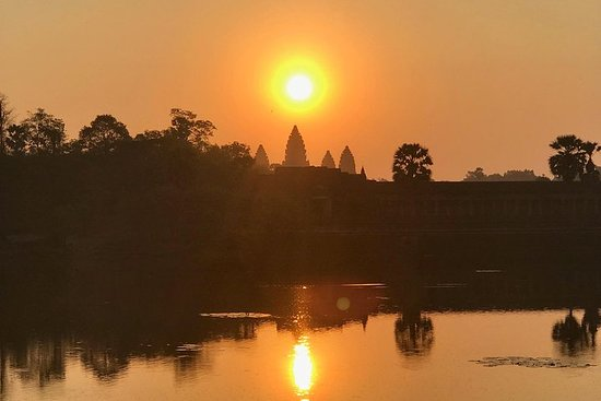 Angkor Jeep Tour avec Sunset & Sunrise