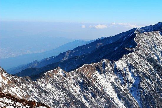 Montaña Cangshan: caminata por la...