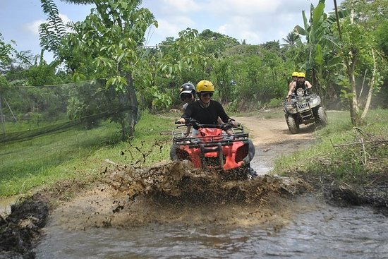 Bali Quad Bike and Besakih Temple Tour