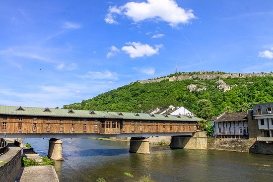 Lovech and Devetaki Cave Private Day Tour From Sofia