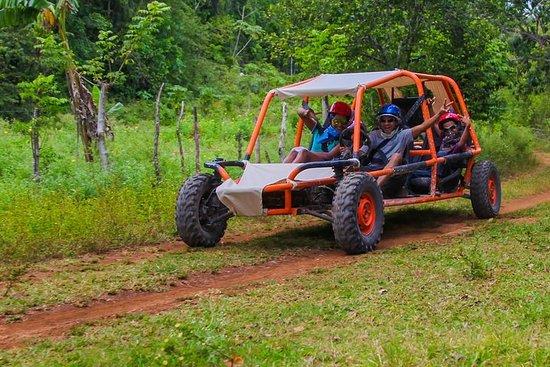 Familienbuggy-Abenteuer in Punta Cana