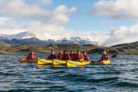 Experiencia en kayak en la Patagonia...