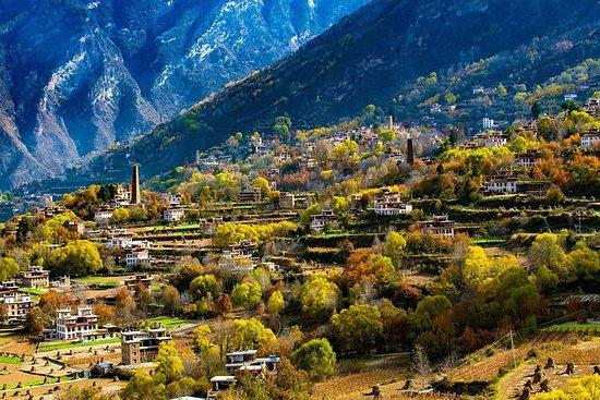 Explore West Sichuan: Mt Siguniang&Danba Tibetan Village&Xinduqiao...