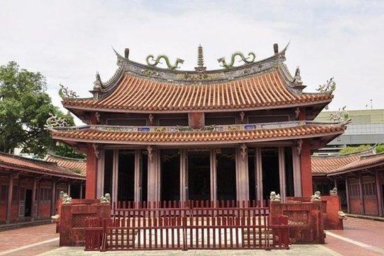 Private Tagestour: Lernen Sie Kultur und Geschichte in Tainan