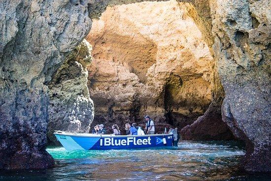 Viagem de barco até Ponta da Piedade...