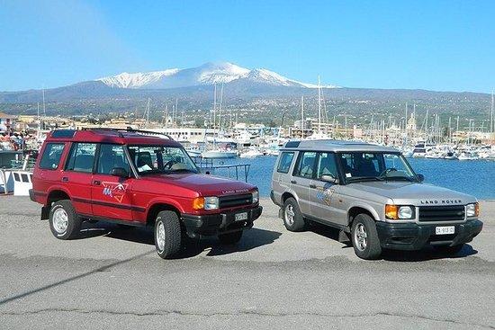 埃特納(Etna)吉普車之旅