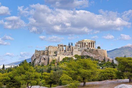 Visite privée d'une journée à Athènes