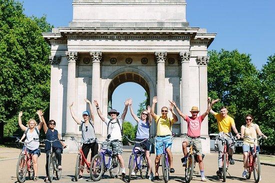 Excursão de bicicleta pelos Parques...