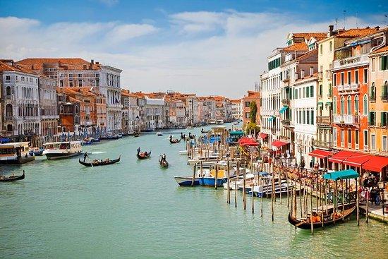 聖馬克大教堂和大運河乘船遊覽威尼斯最佳之旅