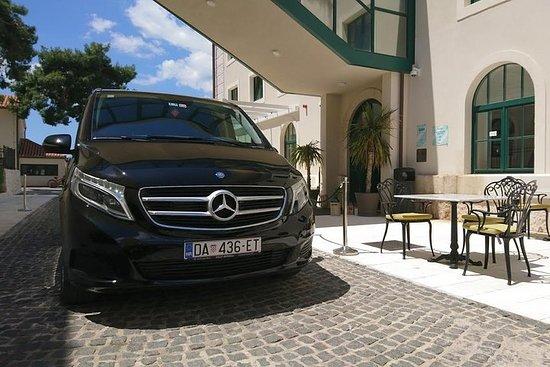 Trasferimento di lusso da Budapest a Zagabria con oltre 5 fermate