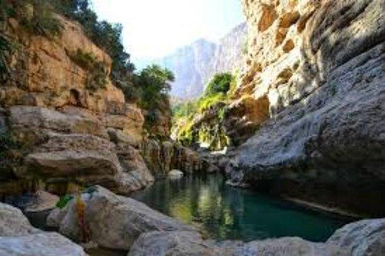Wadi Tiwi Φωτογραφία