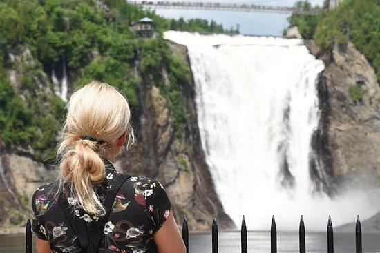 Quebec City Shore Excursion: Halvdagstur til Montmorency Falls og...