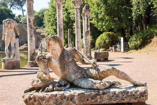 Dagtrip vanuit Rome naar Tivoli: Villa ...