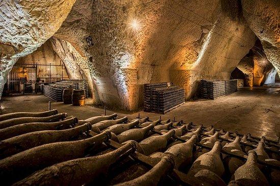 Champagnedagtrip naar Veuve Cliquot ...
