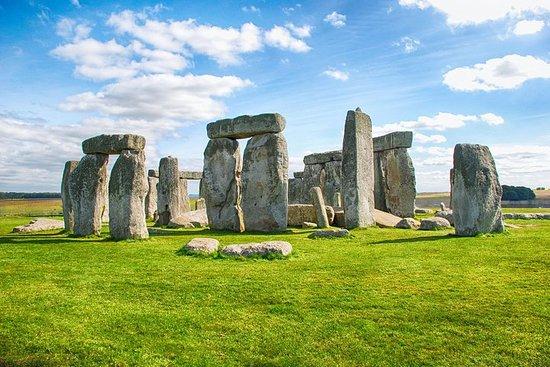 Stonehenge og Bath Tour fra London med...