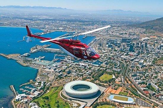 Excursions de 3 jours au Cap: visite en hélicoptère et dégustation de...
