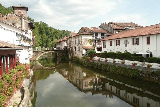 Fransk-Baskisk Landsby Privat tur Oppdag den skjulte skjønnheten i...