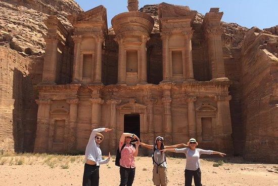 4 Day Private Tour: Petra Jerash...