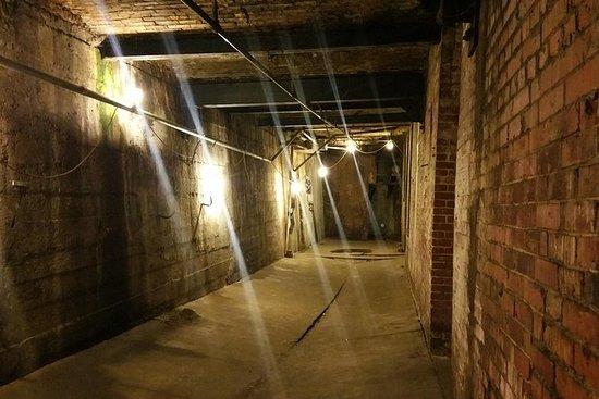 Tour di storia sotterranea sotto le