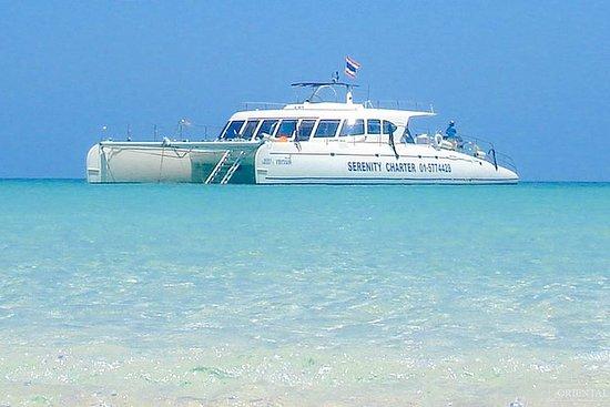 Pattaya: Full Day Yacht Catamaran...