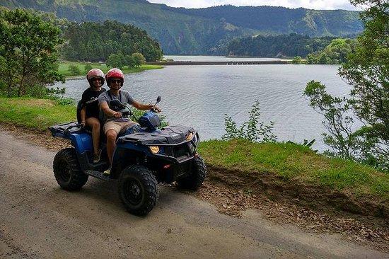 Half-Day ATV Sete Cidades Tour from...