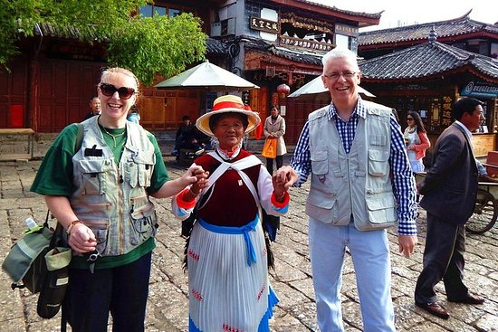 Private Half-Day Tour: Lijiang Old...