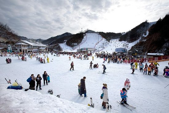 Elysian Gangchon Ski com Nami Island...