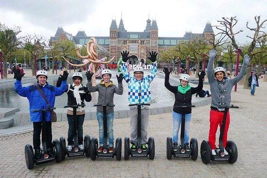 阿姆斯特丹小城市赛格威之旅