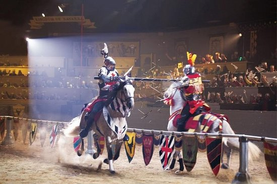 Medieval Times Dinner & Tournament Admission Ticket Buena Park