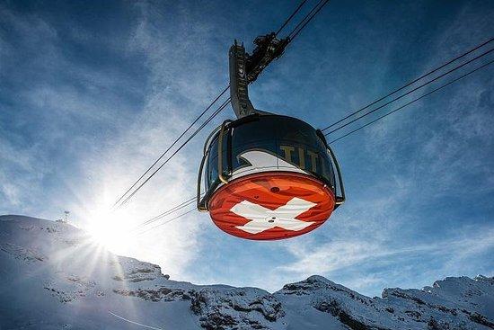 Glacier Paradise Mount Titlis de Zurich