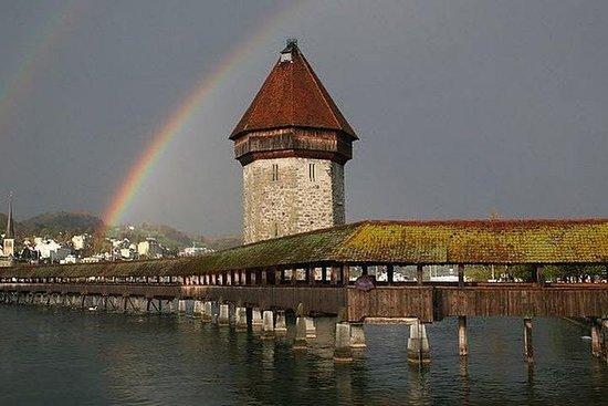 Visite privée classique de Lucerne à...