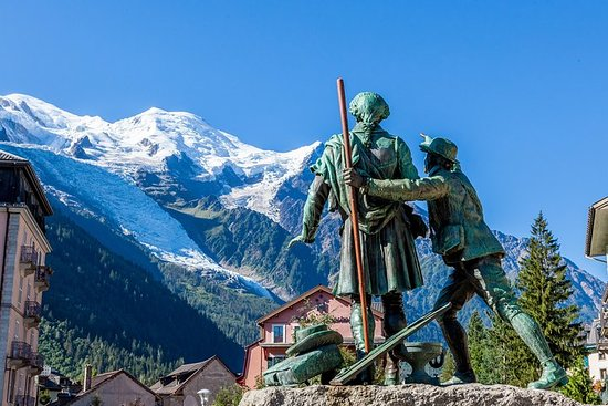 Chamonix Mont-Blanc Franse ...