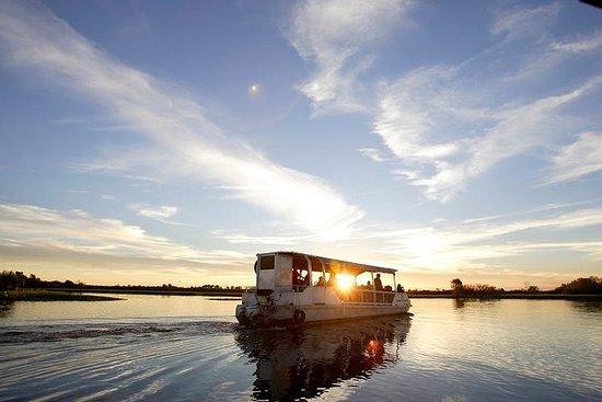 Croisière d'eau jaune, Kakadu