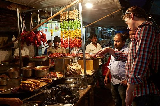 Street Food-Tour in Mumbai