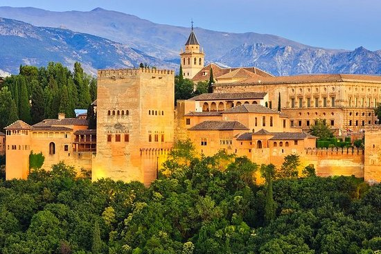 Granada Day Trip from Seville...