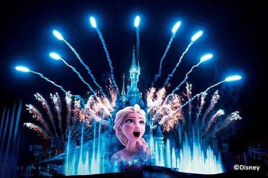 Disneyland Paris Eintrittskarte, Hin...