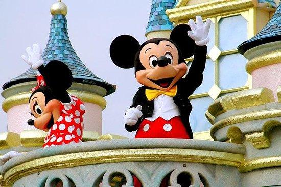Hong Kong Disneyland Admission with...