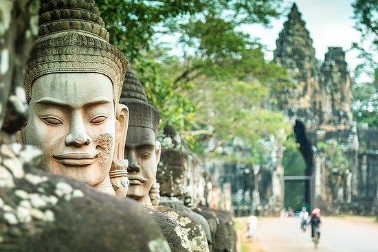 Billet d'entrée à Angkor Wat