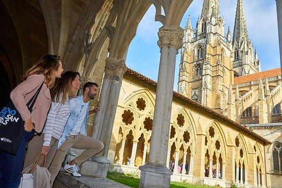 Visite en petit groupe de Biarritz et de la côte basque française...