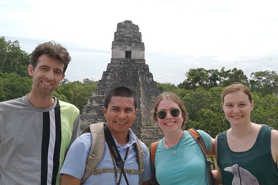Tikal Sunset Tour from Flores in Small...