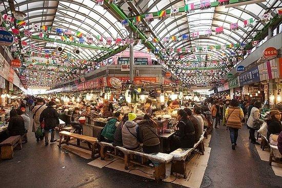 ソウルの市場:韓国の市場と市内観光ツアー