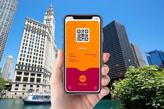 Ga Chicago Explorer Pass met SkyDeck en 360 Chicago