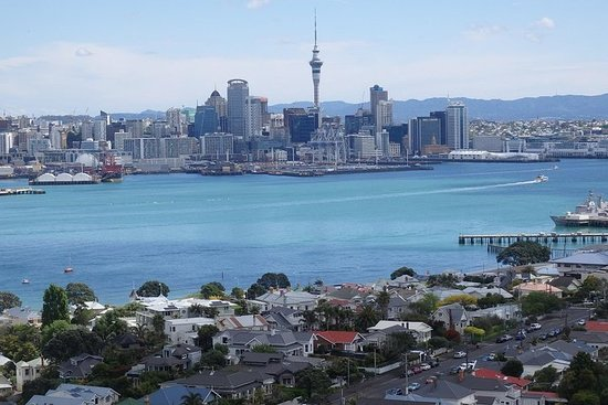 Full-Day Auckland Scenic Tour
