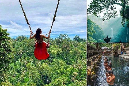 Best of Ubud - Jungle Swing - Forêt...