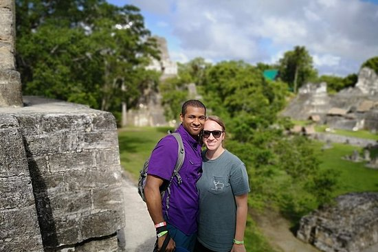 Tikal Sunset Tour from Tikal in Small...