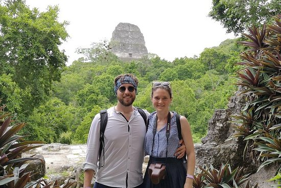 Tikal Sunset Tour from San Ignacio in...