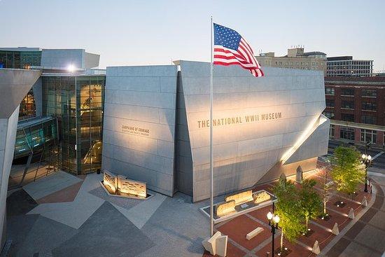 紐奧良國家二戰博物館門票
