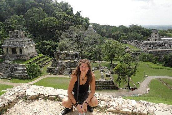 Ruinas de Palenque, Agua Azul y...