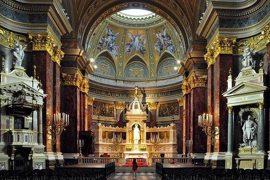 Budapest: Orgelkonzert in der St...