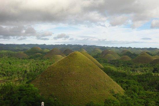 Excursión de día completo a Bohol...